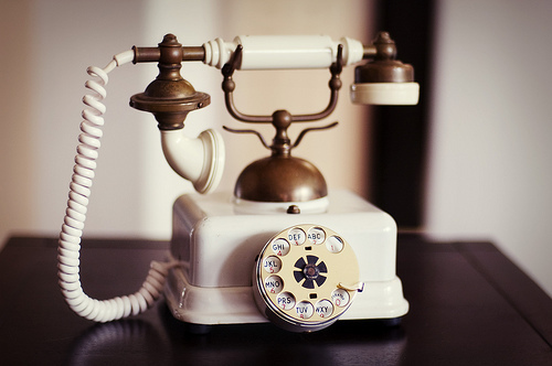 pastel, pink, pretty, retro, telephone, vintage