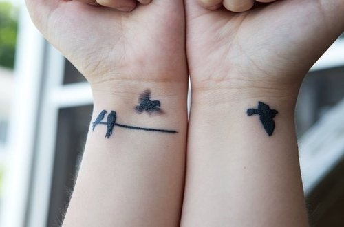 birds, gabeffy, passaro, passaros, tattoo, tatuagem
