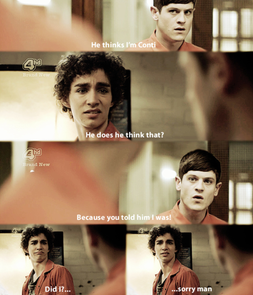 caption, funny, lol, misfits, nathan, nathan young