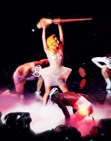 alejandro, bad romance, beauty, dance, dance in the dark, lady gaga
