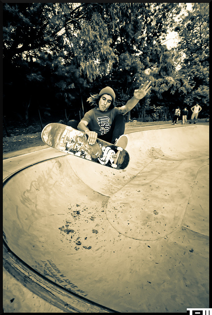 air, black and white, bowl, cradle, foto, hair, hoto, ight, mandelieu, oldschool, skate, skate park, tyle, vintage