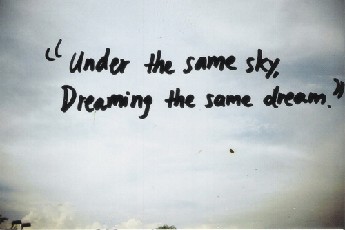 dream, photography, picture, quote, text, typography