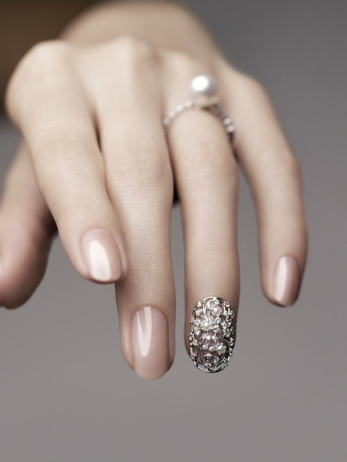 Fashion Nail Trend: Beautiful, Fashion, Nail Jewellery , Nail Polish, Nails