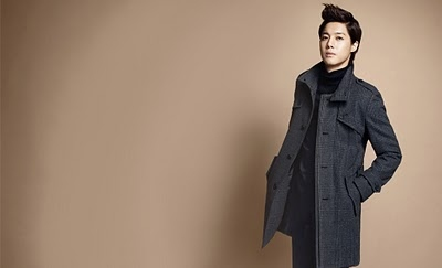 art, autumn, editorial, fashion, girl, guy, hot, jacket, kim hyun joong, korea, korean, kpop, magazine, male, model, photography, sexy, singer, ss501, style, winter