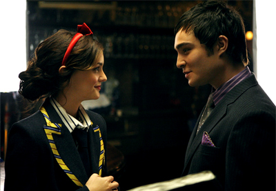 blair and chuck, blair waldorf, chuck and blair, chuck bass, couple, cute, ed westwick, gossip girl, leighton meester, love