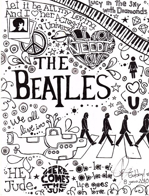 abbey road, beatles, george harrison, john lennon, lucy in the sky with diamonds, paul mccartney, ringo starr, the beatles
