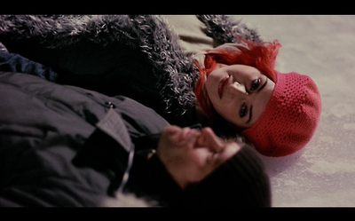 eternal, eternal sunshine of the spotless mind, ice, love, winter