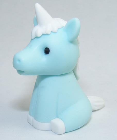 art, baby blue, clay, pony, unicorn babe
