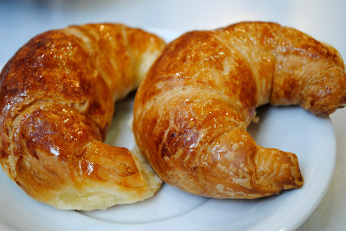 breakfast, croissants, delicious, food, french, madamelulu