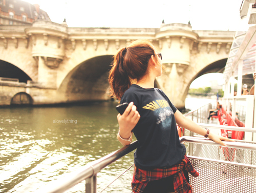 bridge, cool, cute, fashion, girl, indie, photography, vintage