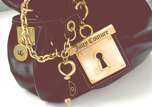 black, chain, couture, juicy, key, keyhole