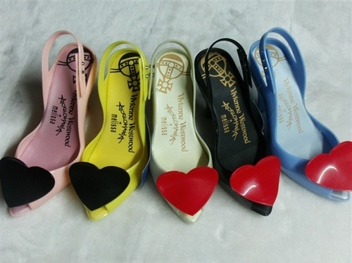 collection, fashion, hearts, heels, shoes, vivienne westwood