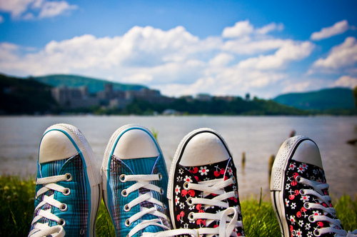 all star, allstar, color, converse, cute, fashion, flower, flowers, friends, lake, love, photo, photography, shoes, summer, sun, tenis