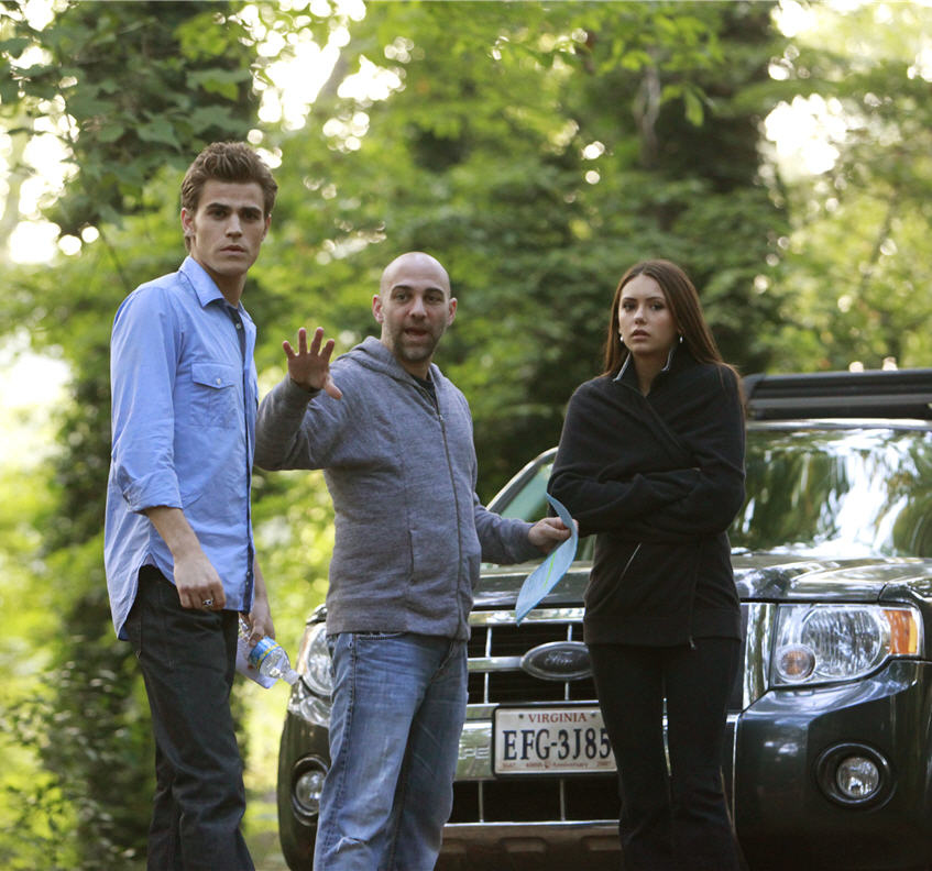 elena gilbert, escape, ford, ford escape, forrest, marcos siega