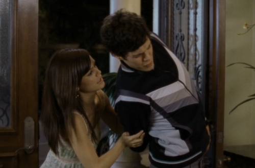 adam brody, cute couple, movie stills, o.c., rachel bilson, seth