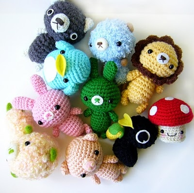 Crochet Patterns Animals : amigurumi pattern crochet bunny crochet pattern animal pattern ...