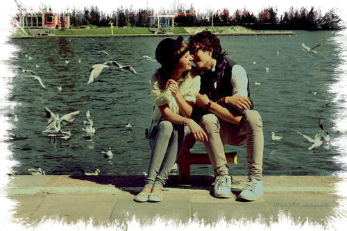 couple, date, photography, sweet, vintage