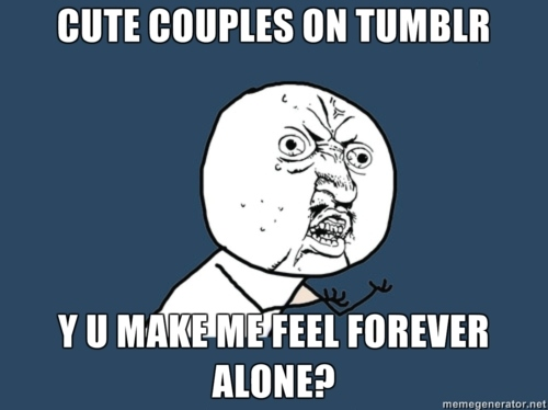 couple, forever alone, funny and lol