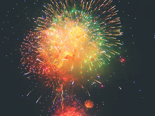 amazing, beautiful, celebrate, colorful, fireworks