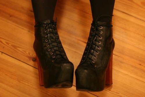 boots, fashion, jeffrey campbell, lita, pretty, shoes