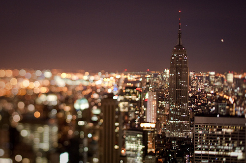 beleza, city, empire state building, new york, new york city, night, night life, nyc, the city