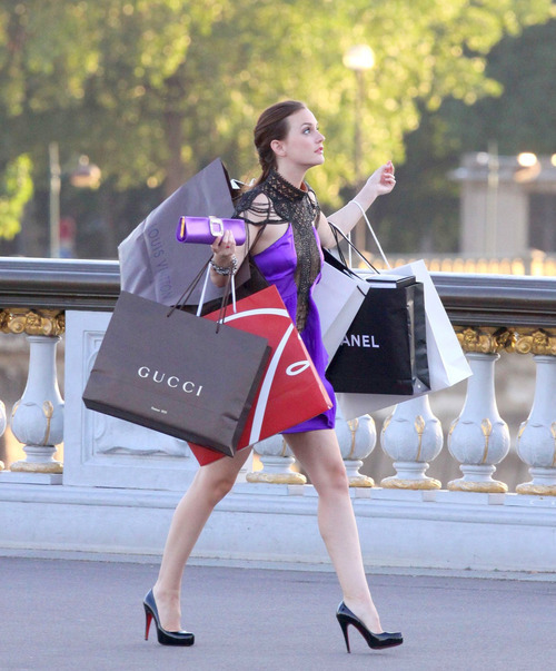 blair, blair waldorf, chanel, fashion, girl