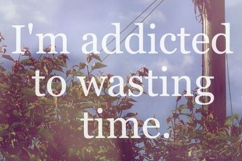 addiction, leaves, photography, text, time