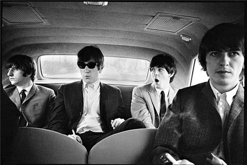 beatles, george harrison, john lennon, paul mccartney, ringo starr, the beatles
