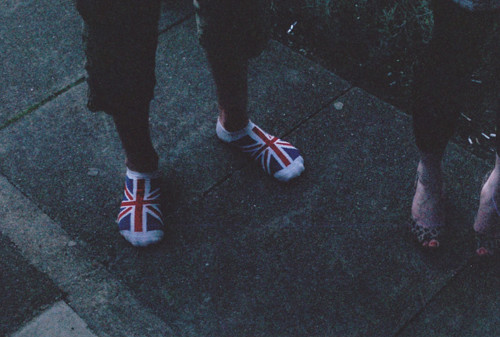 britain, british, leopard print, shoes, socks