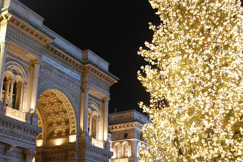 christmas, cute, golden, lights, museum