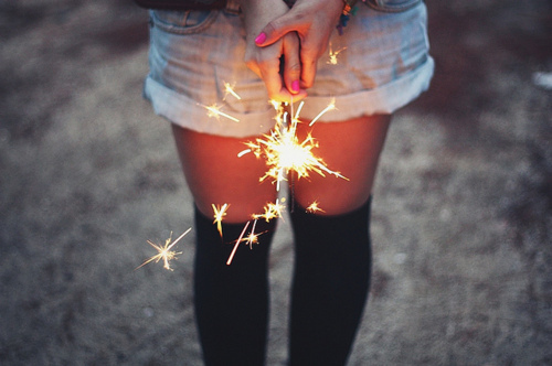 beautiful, brilho, cute, eduarda m, firework, girl, love