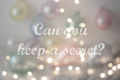 cute, pink, quote, secret, sparkle