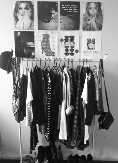 ashley, bag, black and white, closet, clothes, fashion, hat, karl lagerfeld, mary-kate, necklaces, olsen, shoes, style, sunglasses