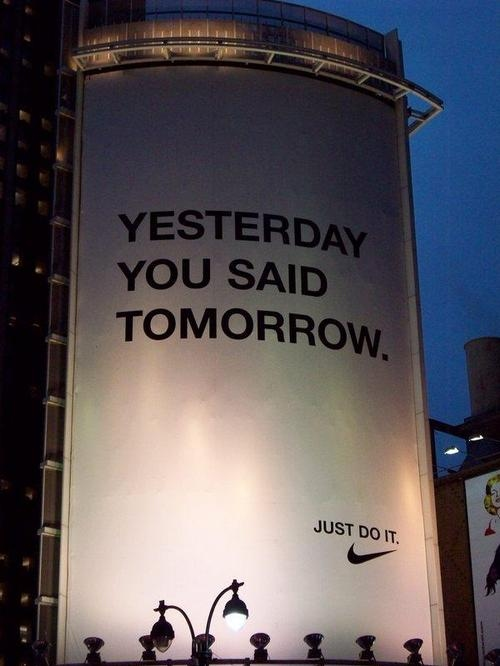 commercial, just do it, nike, text, thinspiration, thinspo