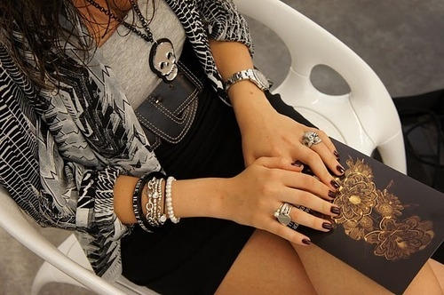bracelets, fashion, girl, hands, jewellery