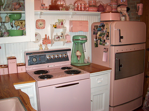 cute kitchen, decor, decoration, interior, kitchen