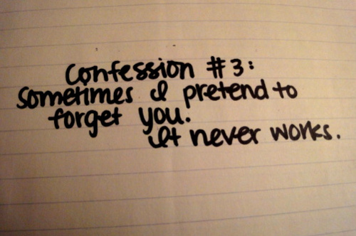 Confession Quotes Tumblr