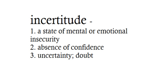 confidence, doubt, emotional, gsayour, incertitude, typography, words