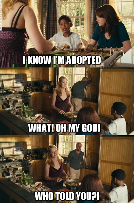 adopted, easy a, emma stone, funny, hilarious
