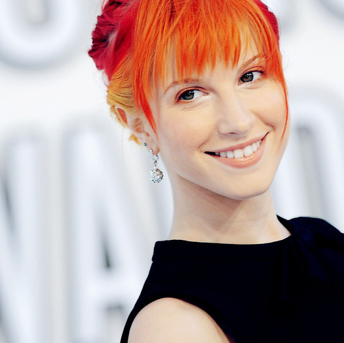 beautiful, birthday, cute, diva, fashion, girl, hair, happy birthday, hayley, hayley williams, love, music, paramore, photography, smile