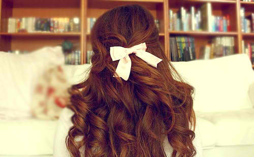 curls, girl, hair, pretty
