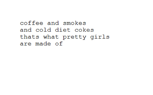 coffee, coke, diet, insane, insane yes