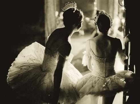 ballet, crowns, dance, girls, show, stage, theatre, tutu