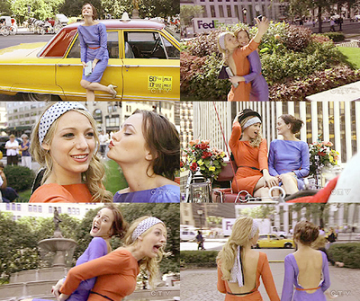 blair, blake lively, fashion, friends, girls, gossip girl, leighton meester, manhatten, new york, serena, st friends