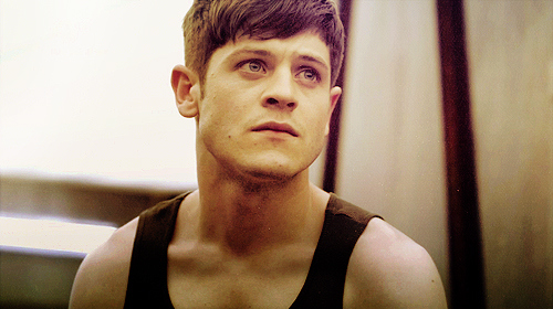 awn, cute, hot, iwan, misfits, rheon, simon