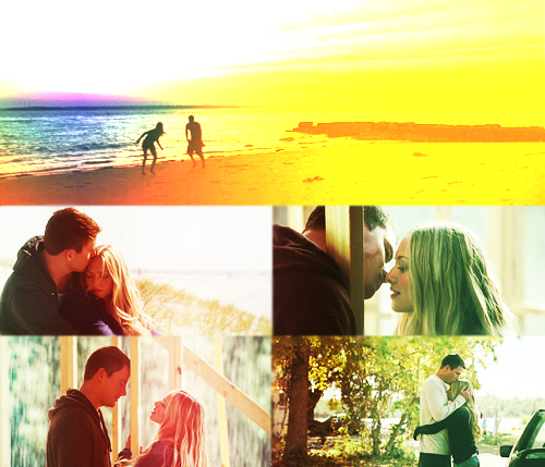 amanda seyfried, chaning tatum, couple, dear john, love