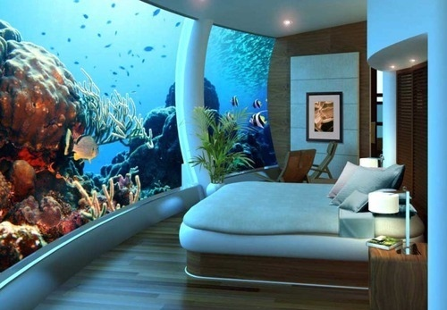 Awesome Cool Room Sea Water Image 138481 On